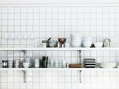 I've got something similar in the kitchen since I don't have many cabinets.
