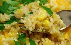 Easy rice side dish