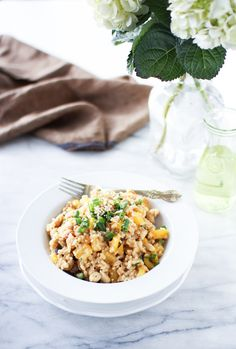 Flourishing Foodie: Indonesian Rice Salad