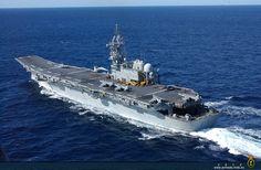 Príncipe de Asturias (R-11) aircraft carrier, Spanish Navy (Armada Española). Decommissioned.