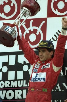 """@AFerrari7ferr7:@F1_AyrtonSenna ""Racing,competing and winning is in my blood"" pic.twitter.com/CQa0CAjs1b""Miss you Ayrton!  #AyrtonSennaSempre"