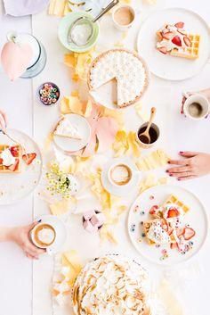 Combine Dessert With Breakfast - ELLEDecor.com