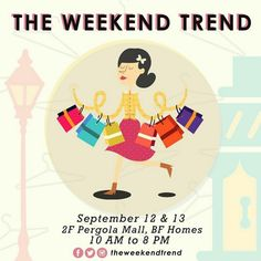 weekend trend