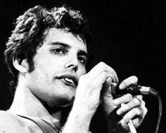 Freddie Mercury. Queen. Approximately 1979