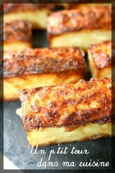 Little potato and county cakes - A little tour in my kitchen Best Crockpot Recipes, Fall Recipes, Healthy Dinner Recipes, Vegetarian Recipes, Snack Recipes, Cooking Recipes, Snacks, Good Food, Yummy Food
