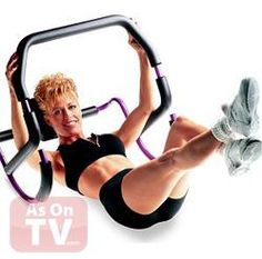 sit up machine on tv