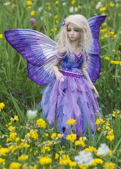 fairy  in the Spring ........
