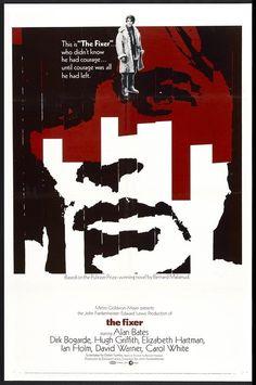 The Fixer - UK (1968) Director: John Frankenheimer