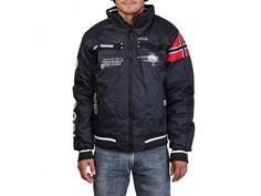 Geographical norway herren winterjacke belton