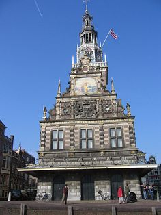 Alkmaar, Waaggebouw