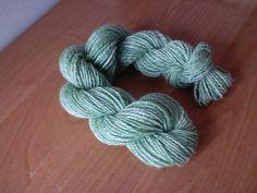 Handspun yarn Corriedale Ramie https://www.etsy.com/listing/510205890/handspun-yarncorriedalewoolramie96m?ref=shop_home_active_4