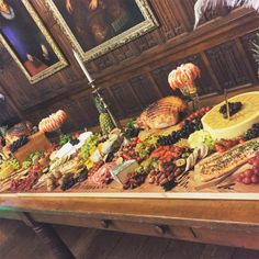 Massive sharing board Gatsby themed by Theo Michaels #sharingboard #ploughmans #charcuterieboard #feasts #tablefood  #cheeseboard #theomichaels