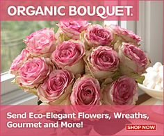 Organic Bouquet has been offering sustainably grown flowers fresh from our farms. We expanded our product line to include eco-elegant gifts, organic chocolates and more! Also: Intra-User Should Review Serving Areas And Any Terms Of Policies @ Any LeapLinks Provided Here.§FTCA See16 CFR§255§311§312.2§312.4 @ https://www.ftc.gov/