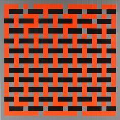 Sans titre, 120 x 120 cm, gaffer sur toile, 2011 #LAtlas #Persistence