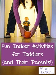 When it's too wet or cold to head outdoors, these rainy day games will get you and your little one moving — and blow off some of your sweetie's steam.