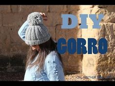 DIY Cómo hacer gorro de lana (patrón gratis) 5894a233ef2d