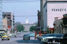 Lincoln, NE Looking north along 13th Street from N Street | Flickr - Photo Sharing!