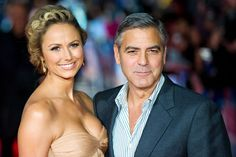 What Is Stacy Keibler Doing Post-George Clooney Breakup