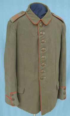 Preußen Infantry Regiment 82 M-07/10 issued Feldrock
