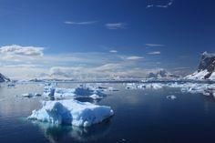 El océano Antártico es inmune al calentamiento global