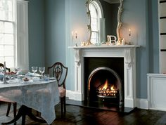 Chesneys Victorian Buckingham Fireplace