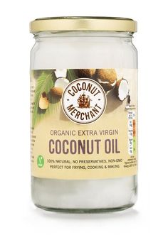 Coconut Merchant Raw Organic Extra Virgin Coconut Oil *** Be sure to check out this awesome product. Extra Virgin Oil, Extra Virgin Coconut Oil, Organic Coconut Oil, Natural Oils, Natural Skin Care, Amazon Auto, Amazon Fr, Organic Packaging, Baby Food Recipes
