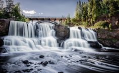From historic destinations to scenic drives and small towns to state parks, these quick road trips are just what you need to go on a Minnesota adventure. State Parks, Gooseberry Falls, Road Trip Destinations, Months In A Year, Plein Air, Vacation Spots, Vacation Ideas, Vacation Places, Day Trips