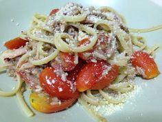 Quick Tuna and Spaghetti   Quick, simple, and easy spaghetti @gaycarrillo