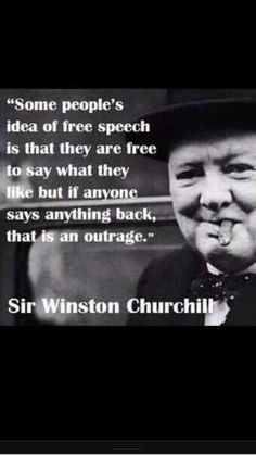Winston Churchill---wow he must have known some christian/republican/teabaggers