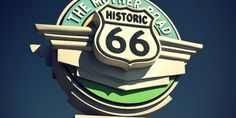 Route 66: The Mother of All Road Trips #travel #roadtrips #roadtrippers Route 66 Sign, Route 66 Road Trip, Travel Route, Us Road Trip, Road Trip Hacks, Road Trip Playlist, Historic Route 66, Road Trippers, Roadside Attractions