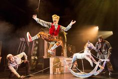 The Wind in the Willows at the Vaudeville Theatre