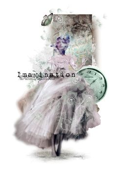 """Imagination"" by fashionista1864 ❤ liked on Polyvore featuring art"