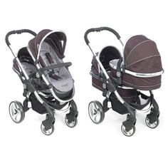 Icandy peach blossom blackjack carriage double seat stroller
