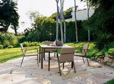 Outdoor Furniture - Elements Dining