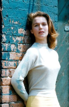 Lee Remick--So wonderful in The Days of Wine and Roses with Jack Lemon.
