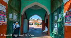 Masjid Fatehpuri - a peaceful place around the hustle bustle of Chandni Chowk, Old Delhi