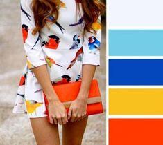 Moda:+18+Linee+Guida+per+Abbinare+i+Colori+Senza+Sbagliare+e+Creare+Outfit+Strepitosi!