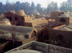 Ramses Wissa Wassef Art Centre.  Photo from Aga Kahn Award for Architecture, 1983