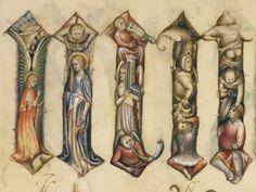 Taccuino di disegni di Giovannino De' Grassi, conservato nella Biblioteca civica di Bergamo, composto da trentuno fogli eseguiti nella stessa bottega, anche se non tutti di mano del maestro.