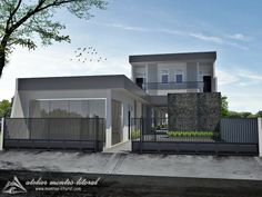 kost bapak fery Mansions, House Styles, Home Decor, Littoral Zone, Atelier, Decoration Home, Manor Houses, Room Decor, Villas