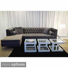 Family Room On Pinterest Sectional Sofas Tufted Sectional And Leather Sectional Sofas