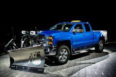 The 6.6-liter Duramax V8 diesel under the hood boasts 445 horsepower and 910 lb.-ft. of torque.