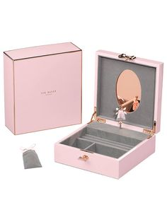 aa36d2eba7c08 BuyTed Baker Letyi Large Ballerina Jewellery Box