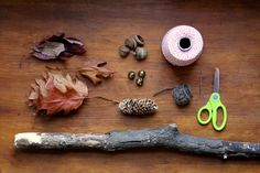 Great for Brownies working on the Hiking badge - Craft a Child's Walking Stick