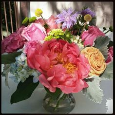 For the #love of #all my #florals!