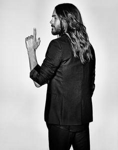 Jared Leto para L'Optimum Magazine Junio 2014 http://bit.ly/1pC1hZI