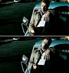 Matt Ryan as Constantine ❤❤❤ #BringBackConstantine #SaveConstantine #IStandWithConstantine and always will #Hellblazers