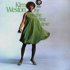 """For The First Time"" (1967, MGM) by Kim Weston.  Her first solo LP."
