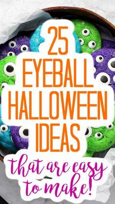 Halloween Popcorn, Halloween Eyeballs, Outdoor Halloween, Holidays Halloween, Spooky Halloween, Halloween Treats, Happy Halloween, Halloween Party, Halloween Decorations