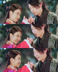 Moon Lovers - Wish time would stop for them here, they seem so free, free of everything like there's nothing bothering them. Asian Actors, Korean Actors, Moon Lovers Scarlet Heart Ryeo, Kpop, Moon Lovers Drama, Scarlet Heart Ryeo Wallpaper, Lee Joong Ki, Wang So, Korean Drama Movies